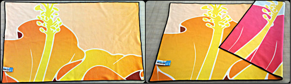 Custom Yogi Towels